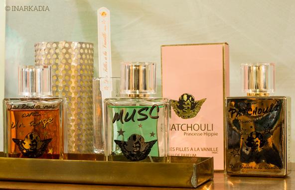 Catálogo perfumes Des Filles À La Vanille mujer primavera-verano 2016 Inarkadia Bilbao