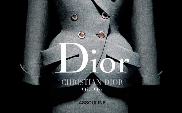 Dior, 70 aniversario y 7 libros conmemorativos