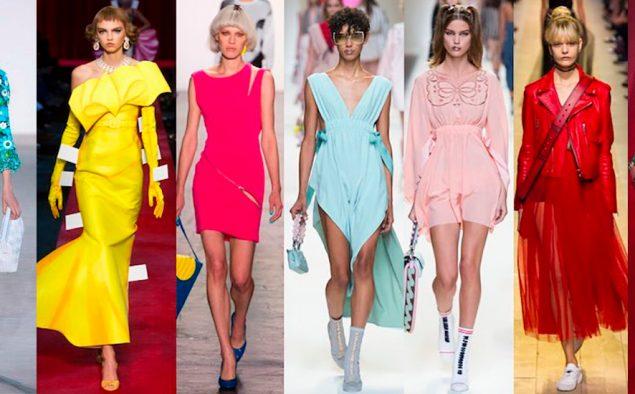 Colores de moda, ¿quién los escoge?