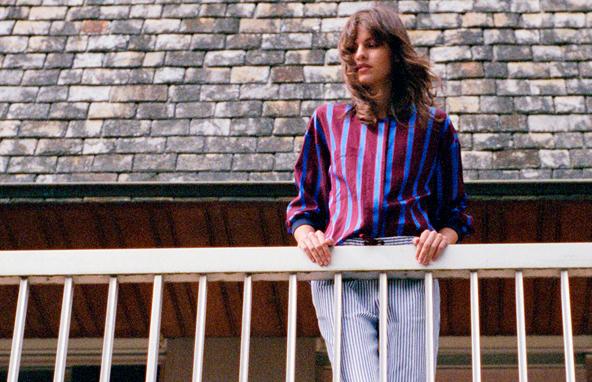 Camisa y pantalón rayados Inarkadia Bilbao