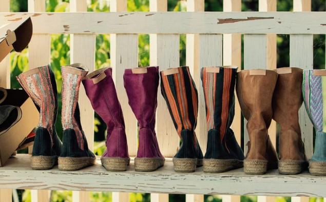 Las botas Anna Slow son para el verano