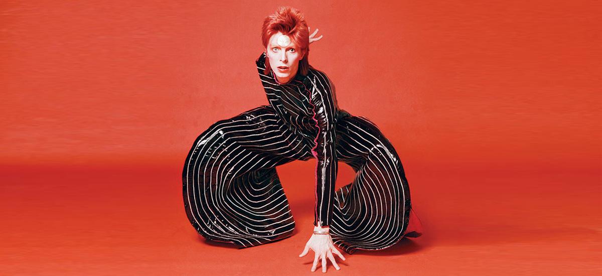 David Bowie es… un icono de la moda