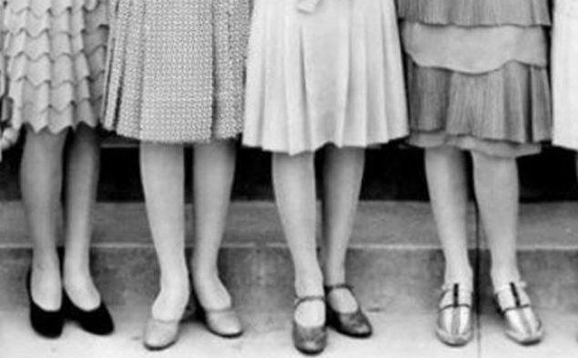 La falda de mujer y su paso por la historia